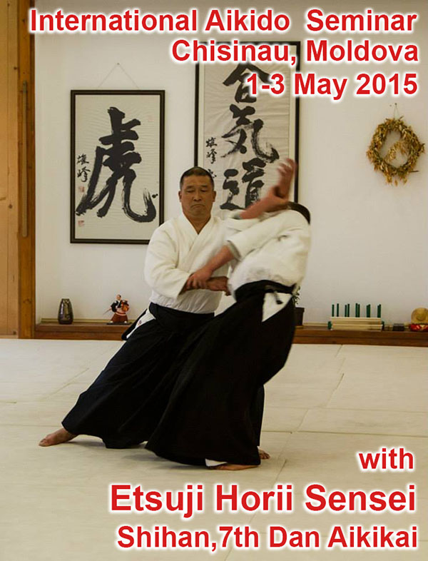 International Aikido Seminar with Horii Shihan